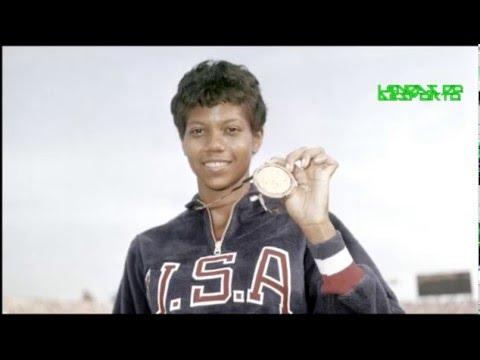 Wilma Rudolph - De Criança Doente a Glória Olímpica/ From Sick Child to Olympic Glory