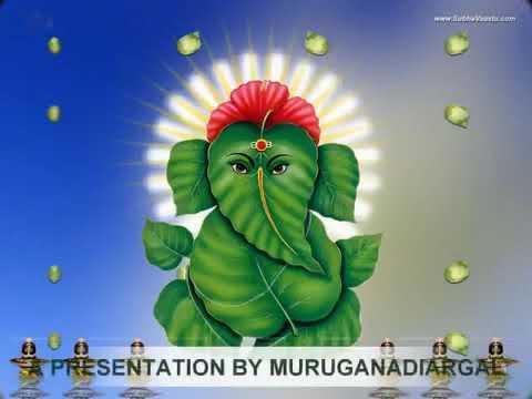 Vinayagar chadhurthi whatsapp status song