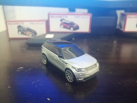 Review 2018 Range Rover Velar Hot Wheels : พี่ใหญ่สายลุย (แบบ 4 ประตู) จากเมืองผู้ดี