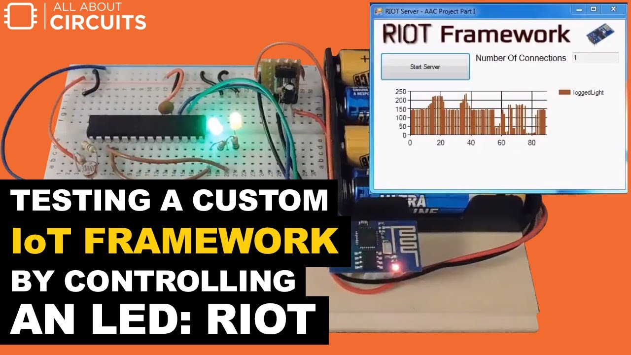 Creating a Simple Data Logger with the RIOT (Realtime