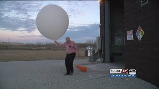a look inside nws valley before severe ice storm