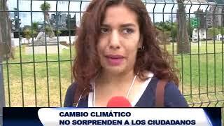 Cambio de clima en Quito no afecta ni preocupa a los capitalinos