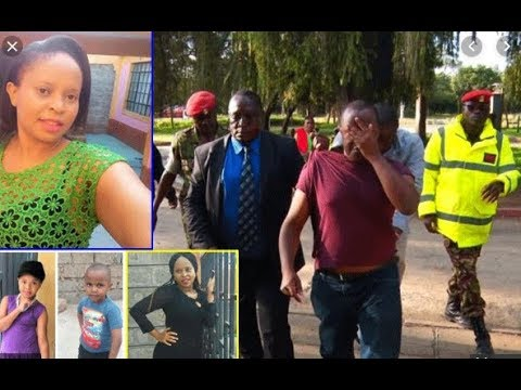 A PAINFUL DEATH: Autopsy reveals two children were strangled to death; mum was hit on the head