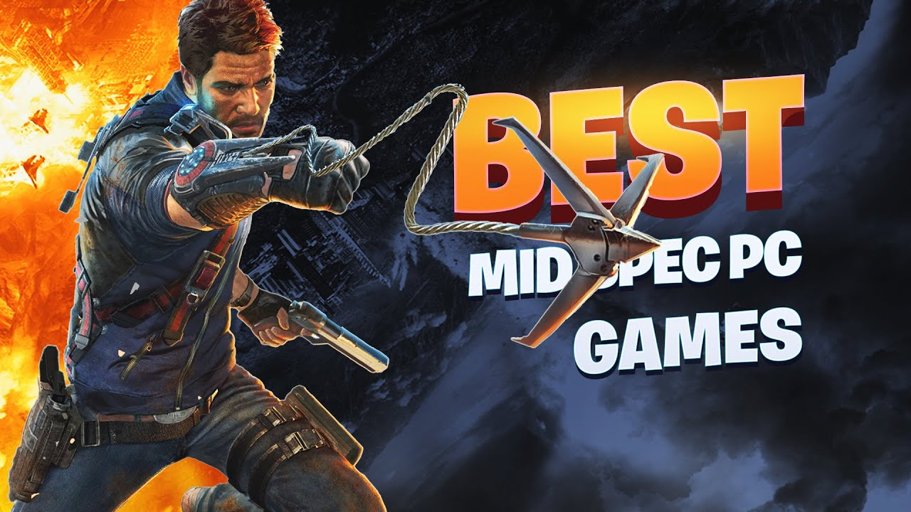Top 100 Great Games for Mid Spec PC (Vega 8 / Vega 11 / intel UHD 620 / GeForce MX)