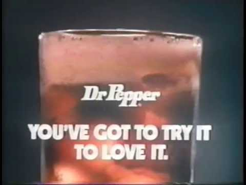 Tony Lo Bianco Dr  Pepper Commercial