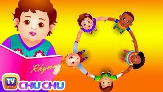 Çocuklar | ChuChu TV için Ringa Ringa Güller | Çizgi film Animasyon Tekerlemeler & Şarkı