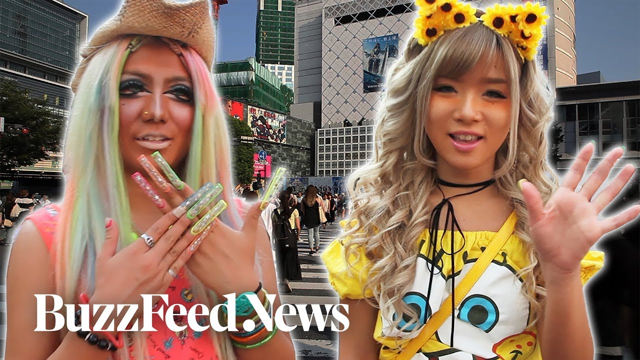 The Last Girls Of Japans Ganguro Subculture