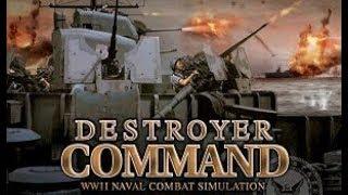 Destroyer Command #8 Air Raid