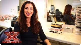 Julia Carta answers your make-up questions - X Factor Make Up Room - The X Factor UK 2013