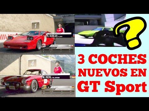 Gran Turismo Sport - 3 nuevos coches se dejan ver en el evento World Tour de Paris thumbnail