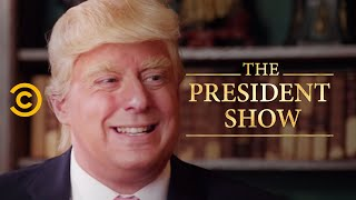 The Presidential Fitness Test - The President Show
