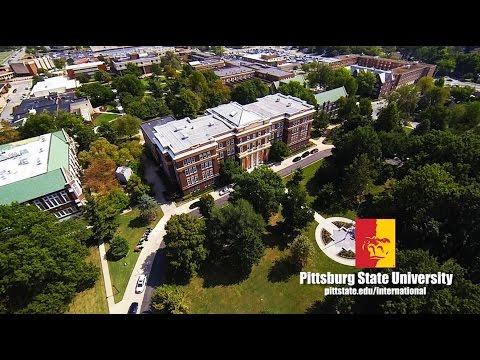 Choose Pittsburg State University - #YouBelong