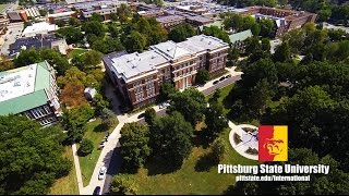 Choose Pittsburg State University - #YouBelong