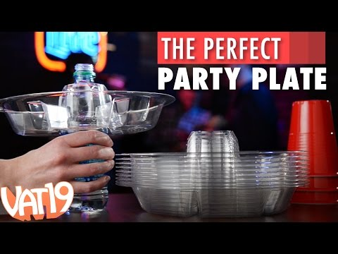 The Perfect Party Plate