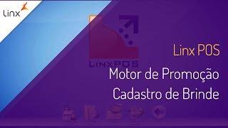 Linx POS - Motor de Promoção - Cadastro de Brinde