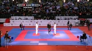 European Karate Championships 2015 - Sunday Finals