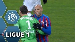 Olympique de Marseille - SM Caen (2-3)  - Résumé - (OM - SMC) / 2014-15