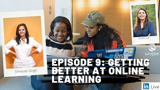 Future of Work Show Ep.9: Becoming a Better Online Learner