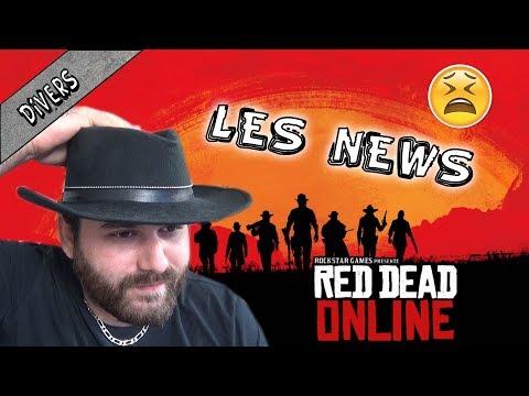 BAD NEWS RDR ONLINE ET MES ESPOIR CONCERNANT CE MULTI ( RED DEAD REDEMPTION 2 ONLINE ) thumbnail
