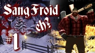 "Sang-Froid: Tales of Werewolves Playthrough w/ Kootra Part 1 ""I hate werewolves"""