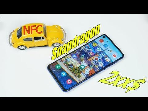 Купил СМАРТФОН Samsung по цене Xiaomi - Snapdragon 710, NFC, 6/128! ПУШКА🔥
