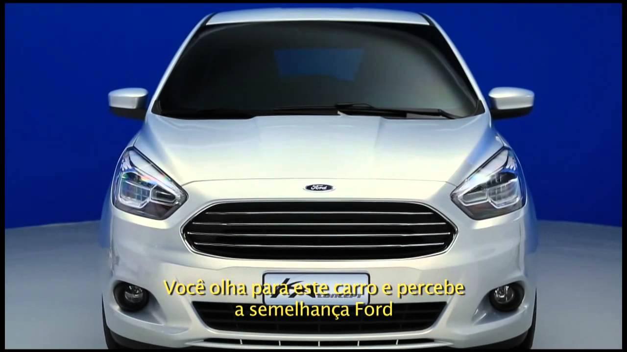 Novo Ford Ka Concept