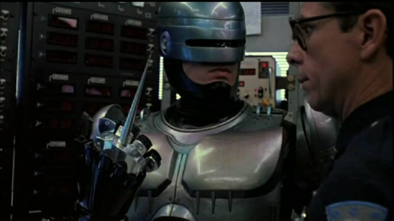 RoboCop (1987) - Theatrical Trailer [HD]