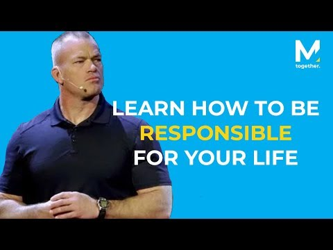 TAKE OWNERSHIP OF YOUR LIFE - Jocko Willink Motivational Speech