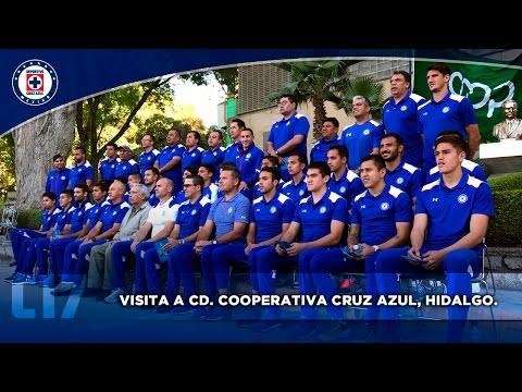 Visita a Cd. Cooperativa Cruz Azul, Hidalgo.