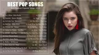 광고 없는 빌보드차트 최신 팝송 모음 🔥 영어 노래 2019 🔥광고 없음 - Best Pop Songs 2019