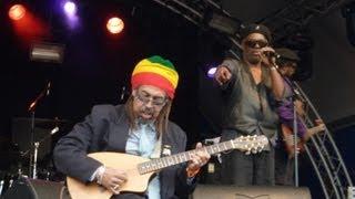 Third World - Reggae Ambassador 2011 Amsterdam Reggae Festival/NL