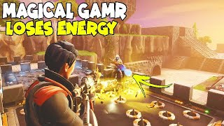 Magical Gamer Loses Energy Jacko EMOTIONAL! 😱 (Scammer Gets Scammed) Fortnite Save The World