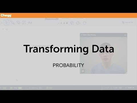 transforming-data-|-statistics-and-probability-|-chegg-tutors