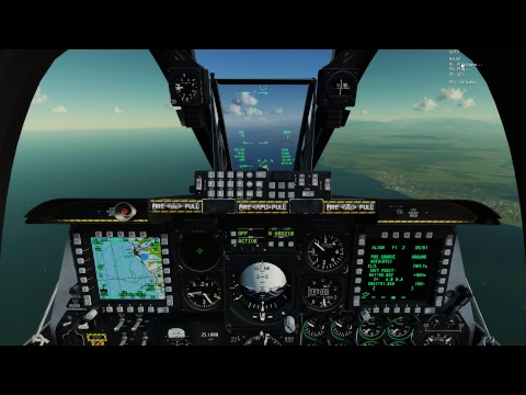 DCS 2.5 A-10C Warthog The Enemy Within CAS