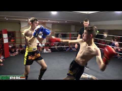 Josh O'Sullivan Byrne vs Aaron Murphy - The Showdown 6