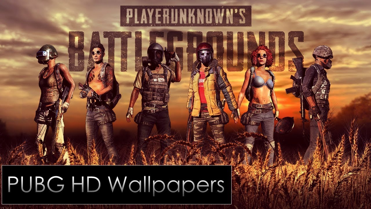 Wallpaper Of Pubg Mobile: PUBG Mobile Gameplay HD Wallpapers !! 2018 !! Desktop