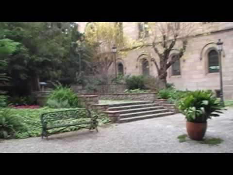 Behind Barcelona - University of Barcelona (Historic Building)