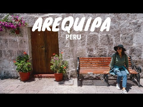 Arequipa Travel Vlog |  Most Underrated City in Peru?!