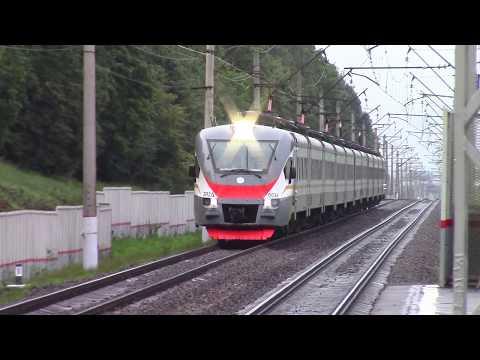 ЭП2Д-0036, платформа Весенняя