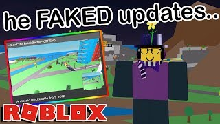 how a roblox developer SCAMMED PLAYERS and got away with it...