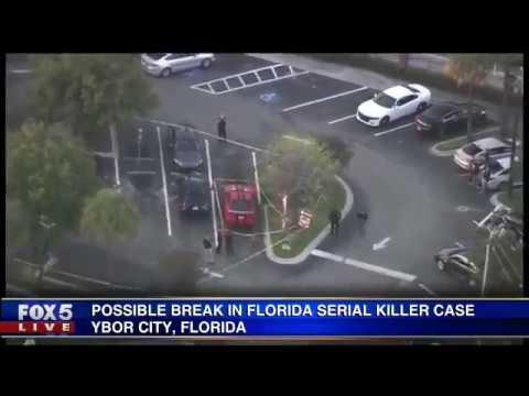 Break in Tampa serial murder case