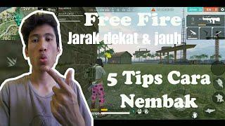 5 Tips Cara Nembak Cepat ngeKill Free Fire