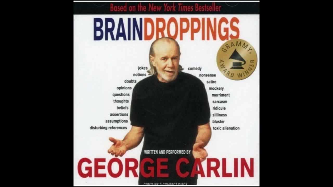 Life is worth losing by george carlin [2007] abee full book by.