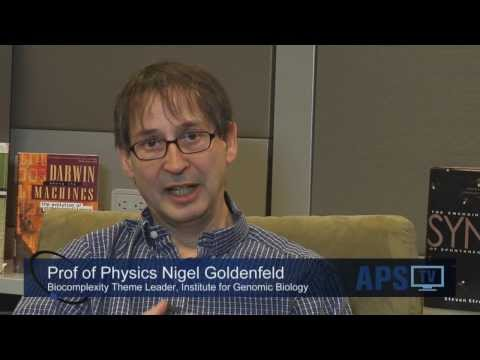 APS TV features Physics Illinois