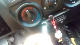 Как убрать вибрацию ручки КПП на лада калина 2