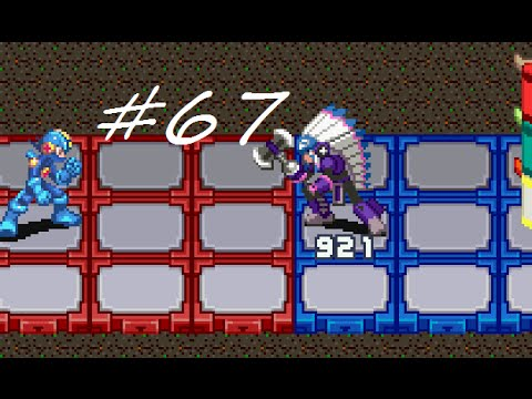 Let's Play Mega Man Battle Network 5 Team Colonel #67 - DS Navis