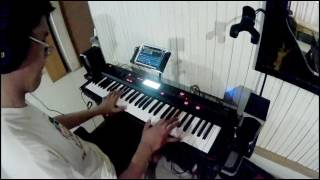 REO Speedwagon - Can't Fight This Feeling (keyboard cover) Full HD