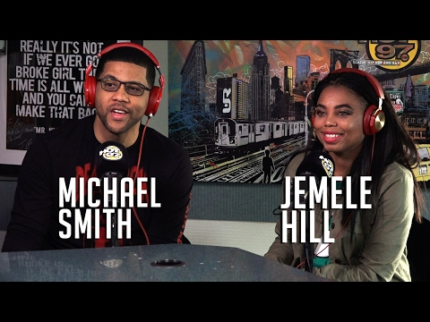Jemele Hill & Michael Smith Debates Barkley & Lebron's Beef + Michael vs Prince