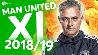 Manchester United XI 2018/19 vs Leicester City? WHO PLAYS?!?! The HUGE Debate!