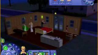 Sims 2 - Open For Business Gameplay